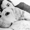 Alessandro Sammaritano | Giovanni e il cane | grafite su carta