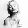 Alessandro Sammaritano | Modella | grafite su carta