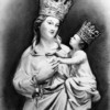 Alessandro Sammaritano | Madonna di Trapani | grafite su carta